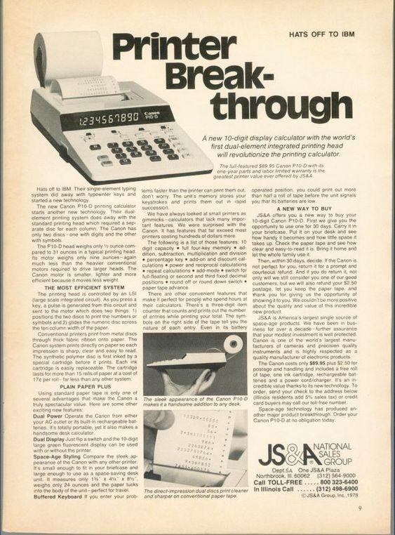 anuncio sugarman calculadora